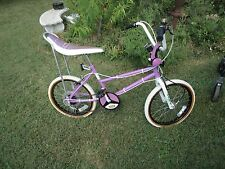 huffy sonic   banana seat muscle bike Bicycle rare sting ray 1990s 90 shifter 80