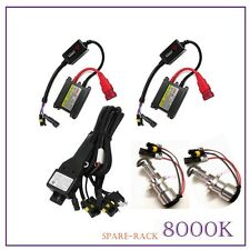 H4 35W HID XENON HEAD LIGHT KIT FOR ALL CAR 8000K  HI/ LOW BEAM