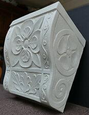 Prunkvolle Keramik Wandkonsole craquele von ABC Bassano Made in Italy !!! Nr. 2