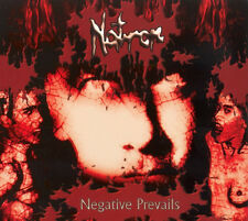 NATRON  – Negative Prevails CD (Holy, 1999)  *It. Death Metal *sealed