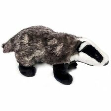 40cm Badger Soft Toy - Plush Cuddly Toy Animal - Suitable for all ages (0)
