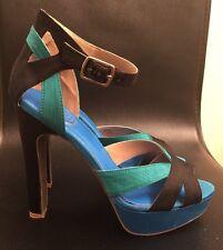 Jessica Simpson Strappy Platform Women's High Heel Shoes Size 6.5B