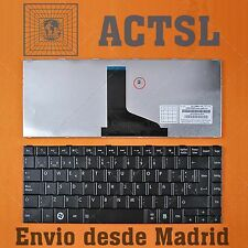 Keyboard Spanish for TOSHIBA SATELLITE C845