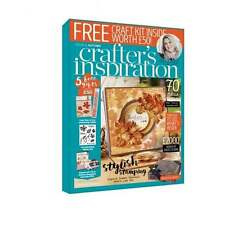 Crafters Companion - Crafters Inspiration Magazine - Issue 11 -With Free £50 Kit