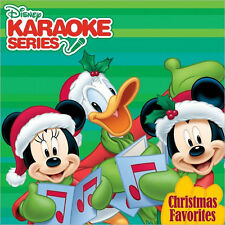 DISNEY - DISNEY'S KARAOKE SERIES: CHRISTMAS FAVORITES - CD - Sealed