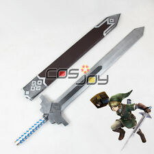 The Legend of Zelda Hyrule Warriors Link Sword PVC Replica Cosplay Prop