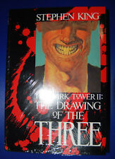 Dark Tower II: The Drawing Of The Three Stephen King 1st/1st Fine in Shrinkwrap