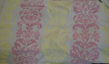 10m Of Quality Natural Canvas Velvet Flock  Upholstery Interior Fabric