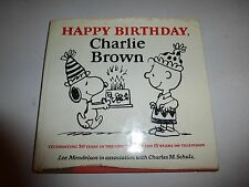 Happy Birthday, Charlie Brown - Charles M. Schulz - HC w/DJ 1st EDITION 1979 148