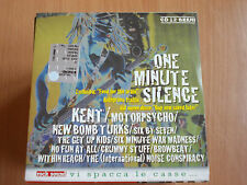 ROCK SOUND VOL. 24 ONE MINUTE OF SILENCE KENT MOTORPSYCHO NOISE CONSPIRACY