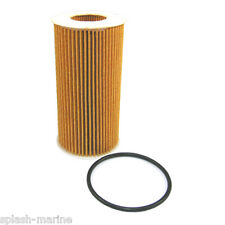 Marine Grade Oil Filter for Volvo Marine Engines, Replaces Volvo Penta: 8692305