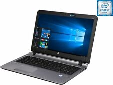 "HP 15.6"" Intel Core i7, 8GB, 1TB HDD, Laptop with Win 7 Pro with Win 10 download"