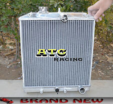 3 Core Aluminum Radiator for 92-00 HONDA CIVIC EG EK/DEL SOL/INTEGRA Manual