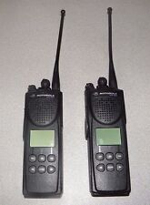 Motorola Astro XTS3000 Model II Radio 800 Mhz H09UCF9PW7BN Lot of 2