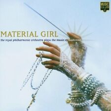 Madonna Material girl-The Royal Philharmonic Orchestra plays the music of [CD]
