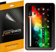 """3X HD Clear Screen Protector For Visual Land Prestige Pro 10.1"""" Tablet (ME-10D)"""