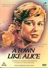 A Town Like Alice (Special Edition) 1956 DVD Virginia McKenna Brand New & Sealed