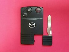 OEM Mazda Smart Card Key Remote BGBX1T458SKE11A01 Key with Chip