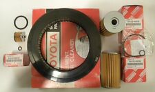 Filter Kit for Toyota Corona & Hi-Lux 1968, 1969, 1970  Air, Oil & Fuel Filters