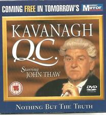 Kavanagh Q.C. - NOTHING BUT THE TRUTH - Starring John Thaw - DVD