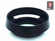 F120u Metal Lens Hood 46mm for Panasonic 20mm f/1.7 or 14mm f/2.5 AF Lens