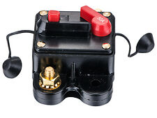 APS US SHIPPING 50A Car Audio Inline Circuit Breaker Fuse for 12V Protection