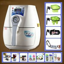 3D Sublimation Vacuum Heat Press Machine for Mugs and Plates Transfering -220V