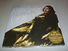 Regina Spektor - Remember Us To Life -  Vinyl 2LP // Neu // incl. 3 Bonus Tracks