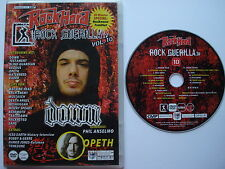 ROCK GUERILLA TV DVD VOL. 10 _ DOWN _ Machine Head _ OPETH _ VADER _ MESHUGGAH