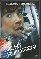Nicht auflegen! Colin Farrell , Kiefer Sutherland  DVD