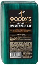 WOODY'S QUALITY GROOMING MOISTURIZING BAR FOR MEN – FOR HAIR, SHAVE AND BODY 8oz