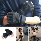Tactical Cycling Gloves Half Finger Military Outdoor Sport Bicycle Bike Glove