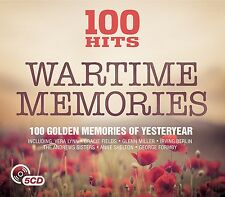 100HITS-WARTIME MEMORIES NEW DIGIPACK EDITION Gracie Fields,Glenn Miller 5CD NEU