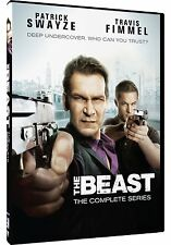 The Beast Complete Series DVD Set Season TV Show Collection Episodes Action Lot