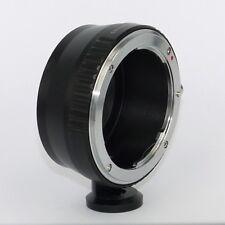 Micro 4/3 anello raccordo a obiettivo Nikon con attacco per cavalletto - ID 4795