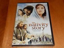 THE NATIVITY STORY Real Christmas Tale of Jesus Birth King Herod DVD SEALED NEW