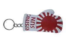 Porte clés Drapeau Japon rising sun KAMIKAZE Mini gant de boxe clé clefs moto