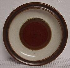 Denby POTTER'S WHEEL Bread Plate NICE Multiple Available RED RUST