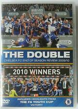 The Double CHELSEA Football Club SEASON REVIEW 2009 / 2010 EPL Champs Soccer DVD