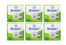 Bayer Breeze 2 Diabetic Test Strips, 300ct (6 x 50)