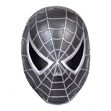 COOL Paintball BB Gun Airsoft Full Face Protection Spider-Man Mask Prop Cosplay
