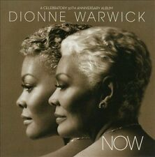 DIONNE  WARWICK  Now - A Celebratory 50th Anniversary Album  (CD)  H & I Music
