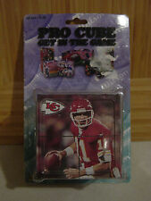 Pro Cube NFL Puzzle Elvis Grbac Kansas City Chiefs Get In The Game 9 Poses