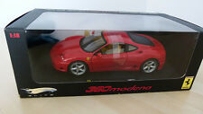 HOTWHEELS ELITE Ferrari 360 Modena  1:18 New