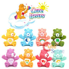 Care Bear Mini Figure 8pc Set Colletable Miniature Figurine