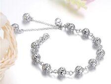 Damenarmband Schmuck 20cm - Damen Armband / pl. mit  Sterlingsilber