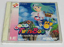 Detana!! TwinBee Detana Twin Bee PC Engine HuCard Duo-RX * Brand New Sealed 1 *
