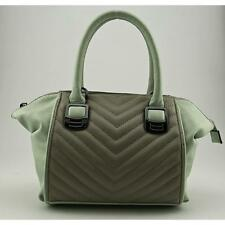 Steve Madden Lil Bandit Satchel Women Gray Satchel Defect  16899