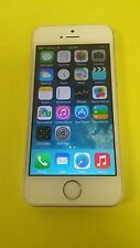 Apple iPhone 5S - 32GB - Silver (Factory Unlocked) Great Condition