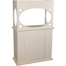 American Furniture Classics Window View 75-gallon Aquarium Stand
